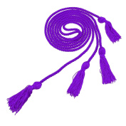 Tinksky Honour Cords Graduation Cord Braided Cords for Graduation Solid Colour