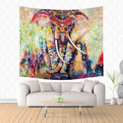 Wall rug Mandala Modern tapestry yoga mat wall Hanging decoration for dwelling bedroom bedroom living room 150 * 130