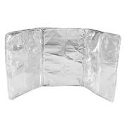 Oil Splatter Screen Kitchen Safety Guard Cooking Pan Oil Splatter Shield Glossy