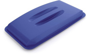 Durable Durabin Rectangular Bin Lid 60 Litre - Blue
