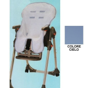 Willy & Co. Cover for High Chair Sponge 943 Sky