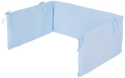 Pinolino Jersey Cot Bumper with Zipper for Bed