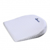 Aurelius Baby Pillow Baby Sleep Wedge For Universal Bassinet Pram Moses/Stroller/Crib/Cot/Bed, Anti-Reflux Colic Congestion