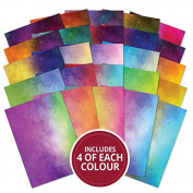 Hunkydory Adorable Scorable Vibrant Watercolour 100 Sheet Megabuy