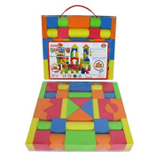 Vi.yo Mixed Colours EVA Puzzle Building Toy For Kids Children Educational Toys Christmas Gifts for Kids Toddler