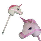FB FunkyBuys® Luxury Kids Children Try Me Hobby Horse Unicorn Galloping Sound Effect Classic Toy Gift