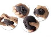 Kamoku101 Humorous Face Top Anti-stress Helper Stress Pressure Reliver Vent Ball