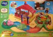 New vtech toot toot animals horses stables