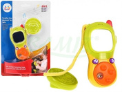 Rattle For Toddlers Mobile Phone Shape
