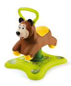 Smoby 2-in-1 Rocking Ride-on Bear 721201