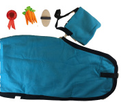 Rocking Horse Premium Gift Pack - Teal Blue - by ROCKING RANCH