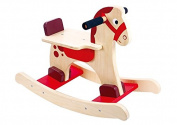 Tooky Toy - Wooden rocking horse