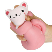 Hot Sell - 14CM Cute Cup Cat Stress Reliever, Xinantime Squeeze Slow Rising Toy Relieve Fun Decor Gift