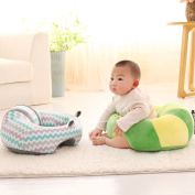 Maistore Baby Sitting Chair Nursery Pillow Protectors Baby Dining Lunch Chair Seat Safety Cotton Plush Legs Feeding Chair