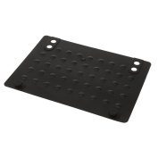 Anne as Silicone Heat Resistant Mat for HEAT MATS FOR Straightener Curling Iron Black