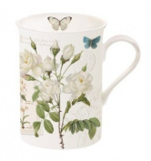 Easy Life Porcelain Mug with Multi Colour 10 x 8 x 11 cm