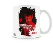 Officially Licenced Dexter - Normal People Coffee Mug