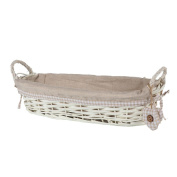 CREATIONS Meng Tray – Oval Wicker BCO