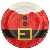 Neviti 772058 Dear Santa Plates