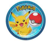 Tableware, Plt 18Cm Rd Pokemon Core