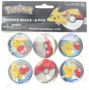 Favours, Bounce Ball Pokemon Core