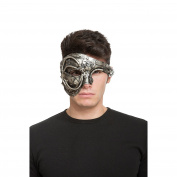 Viving Costumes Viving Costumes204850 Steampunk Half Mask