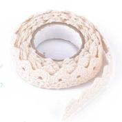 W.Air DIY Self Adhesive Lace Washi Tape Trim Ribbat Cottat Fabric Tape Decor Craft