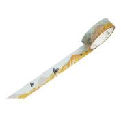 dragonaur Solar Terms Washi Sticky Paper Decorative Tape DIY Scrapbook Gift Wrapping size Medium