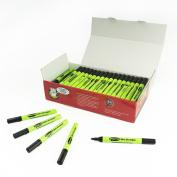 Show-me CP100 Slim Barrel Drywipe Pens - Medium Tip - Classbox of 100 Black