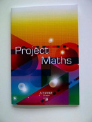 SG Education KE 184 Project Maths Copy, A4 Size, 128 Pages