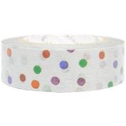 SEAL-DO Sparkling Polka Dot Washi Tape Metallic Made in Japan by SEAL-DO