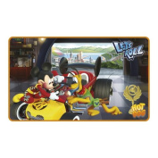 Arditex – wd11625 Rug Soft, 45 x 75 cm, Mickey Mouse Roadster Racers