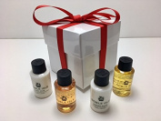 Noble Isle Christmas Gift Set with Summer Rising And Perry Pear