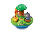 Vtech 80 137504 – Winnie the Pooh Play and Learn Spinning Top