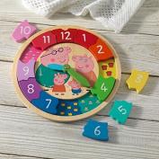 Peppa Pig Clock