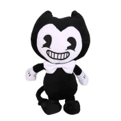 Rcool Creative Ink Colour Bendy Plush Pet Doll Figure Toy Soft Funny Game Toy Kid Gift