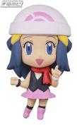 Pokemon Girls Deformed Mini Figure Swing Keychain~HIkari Dawn