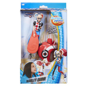 "DC Comics Flying Heroes 133070cm Harley Quinn"" Toy"