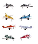 8 Air Force Fighter Planes Best Toy Gift Set For Kids Plane Toys For Boys And Girls Children's Air Plane
