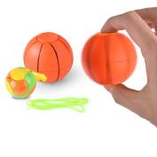 erthome Football Basketball Finger Hand Spinner Release Stress Mini Ball Toy