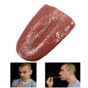 VWH Realistic Tongue Halloween Magician Prop Joke Prank Funny Horror Party Toy