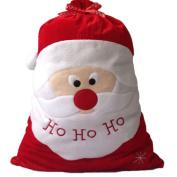 Large Christmas Toy Sack, Xmas Stocking Sack 52x70cm
