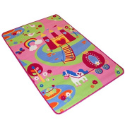 Colorama Play Mat, Princess Pink, 80 x 120 cm