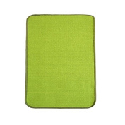Colorama Play Mat, Plain Green, 50 x 90 cm