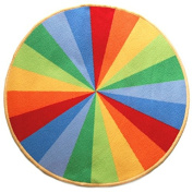 Colorama Play Mat, Spectrum, 80 cm diameter