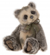 Charlie Bears Cuddly Soft Ozzie Teddy Bear from the 2017 Collection