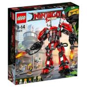 New LEGO 70615 Ninjago Movie Fire Mech Kids Fun Toy
