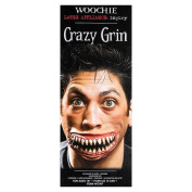 Woochie Crazy Grin Latex Prosthetic