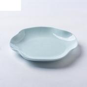 Creative cd- ceramic plates the dish family dinner plate dumpling plate tableware-D