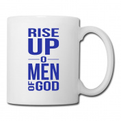 BEDOO Rise Up Logo Coffee Cups White